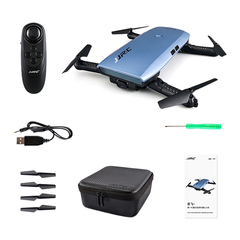 Original JJRC H47 ELFIE Drone with HD Camera Upgraded Foldable RC Selfie Dron Quadcopter Helicopter VS H37 Mini Eachine E56 Toys (4)