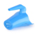 Wholesale Cheap America new design Kitty shape plastic Cat Litter Scoop Pet Poop scooper with handle
