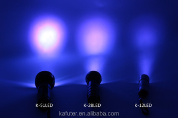 Kafuter uv adhesive led self adhesive lights