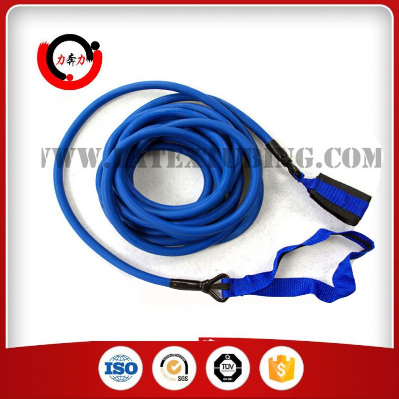 Swimming Pool Training Latex Tube Resistance Bands