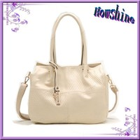 100% real leather popular european handbags, lady mature graceful tote bag,handbags made in vietnam
