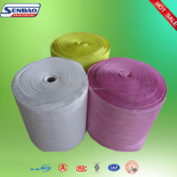 New Synthetic Fiber Roll Material For Pocket Air Filter