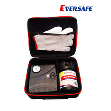 Hangzhou Eversafe Anti puncture tire repair kit with 12V air compressor