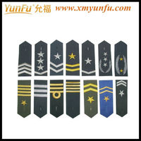 High Quality Custom Epaulets For Uniform