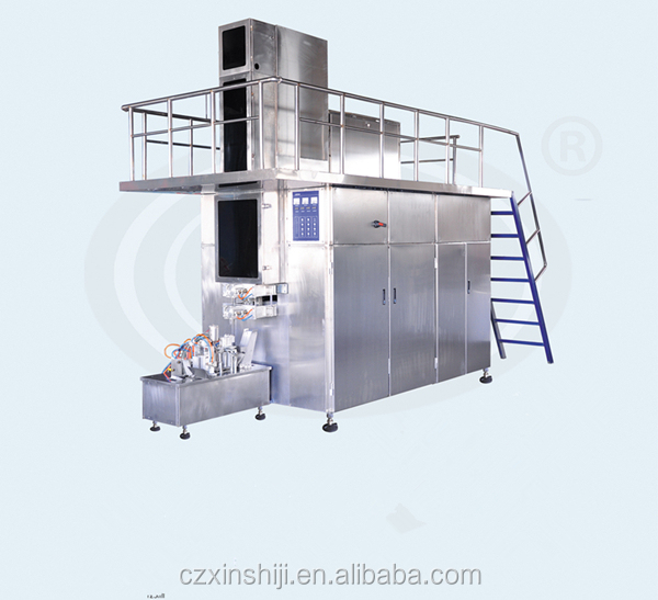 Cartons Packaging Type and New Condition small filling line for juice