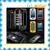 hot selling aluminum metal waterproof case for iphone 5c waterproof shockproof dustproof