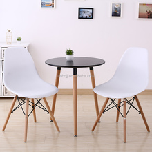 cheap wood restaurant dining table round dining table