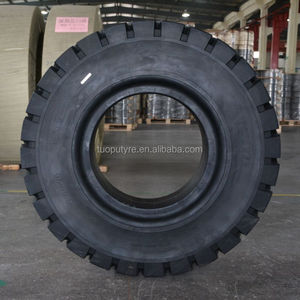 Forklift truck tire 12.00-20 solid tire 1200x20 solid tyre