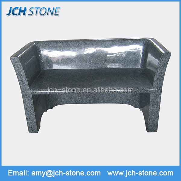 Hot sale granite outdoor stone table and chair