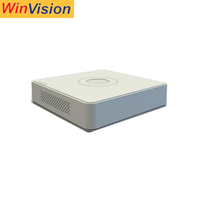 Small Hikvision Turbo HD Mini DVR Recorder,4CH CCTV DVR DS-7104HQHI-F1/N