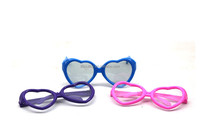 Promotional Gifts Children Party Toys Kids Toy Glasses Heart Shape Glasses