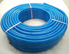 China manufacture Fiber reinforced Top quality rigid clear plastic tubing in agriculture
