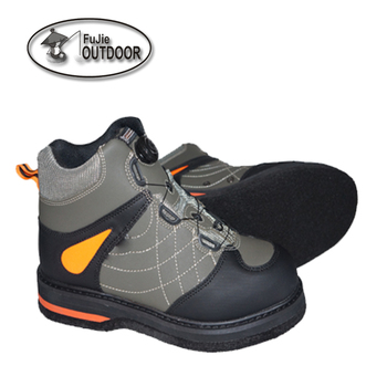 Fly Fishing Boa system Felt sole Wading boots