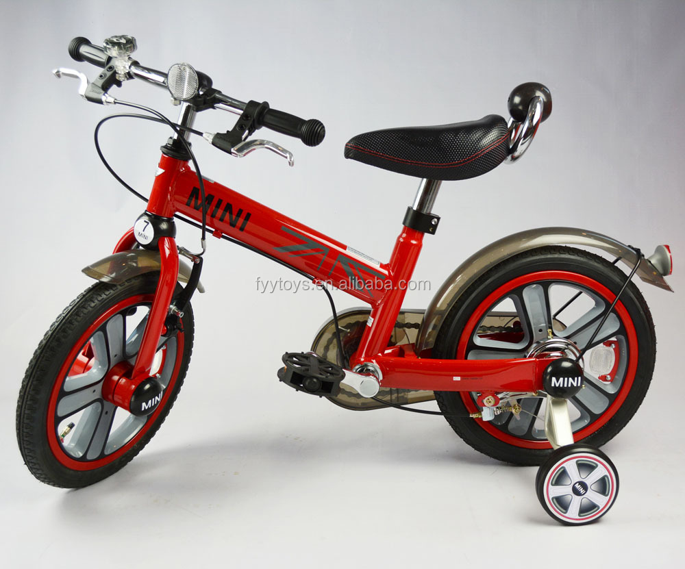"Hot selling license 14"" Kids Running Bike Ride on toy"