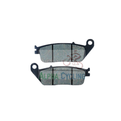 wholesale motorcycle disc brake pads AC123 for HONDA-RS 125/RS 250/CBR 600/CBF600/CBF 1000 AC123