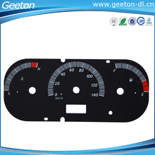 digital speedometer And PC material Fuel Gauge for universal car