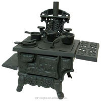 Custom outdoor cast iron wood stove outdoor wood cook stove outdoor wood stove