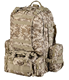 YYgifts Durable Mountaineering Bag Tactical Backpack