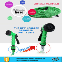 SGS approved 75ft collapsible expanding water garden hose