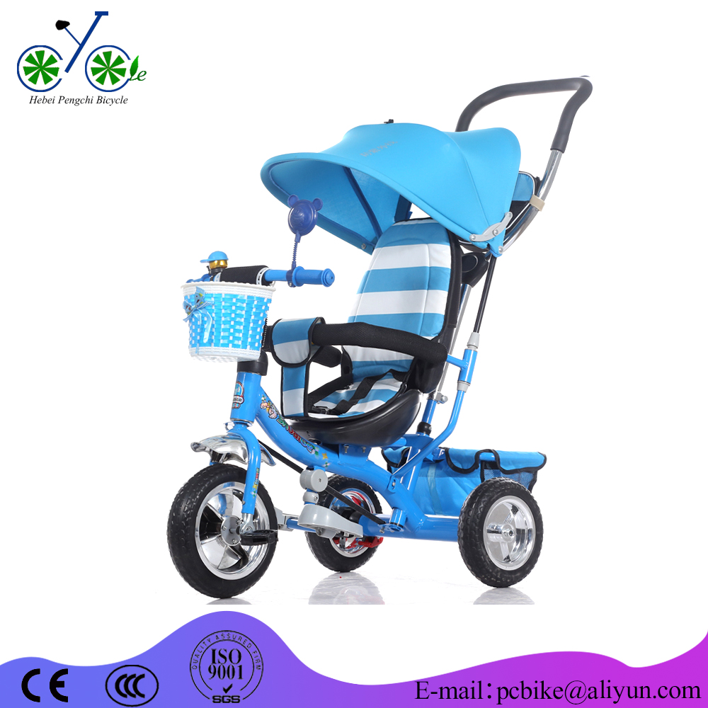 Europe standard popular tricycle baby / ride on cars tricycle for children /wholesale kids tricycle parts