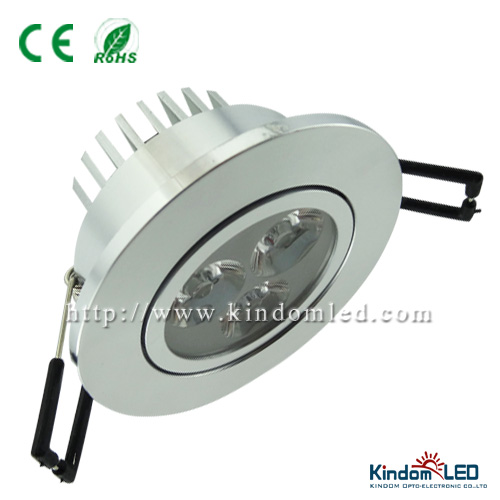 2017 High power 9W led false ceiling puck light design for office KD-NC138-9*1W