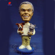 Plastic Bobble Head, PVC Bobble Head , OEM Bobble Head