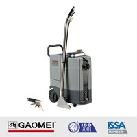 Professional Commercial Carpet Steam Cleaning Machine GMC-3H with two vacuum motors
