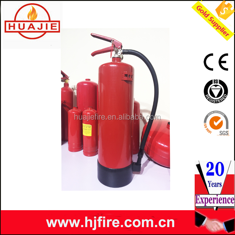 ABC Dry chemical powder 6kg 40% Fire Extinguisher