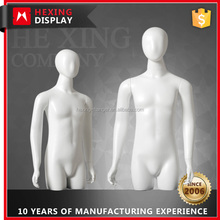 Lovely Boy Children Model Upper Body Lifestyle Mannequins