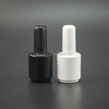 Free Samples! 2016 New Style Personal Care large empty bottle custom nail polish bottle with brush caps