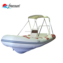 Rigid hull inflatable boat deep V fishing boats for sale