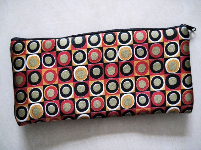 Designable pencil case with compartments