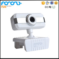 Foronly HD 12.0MP WebCam USB 2.0 Clip-On Video Calling Calls 640x480 PC