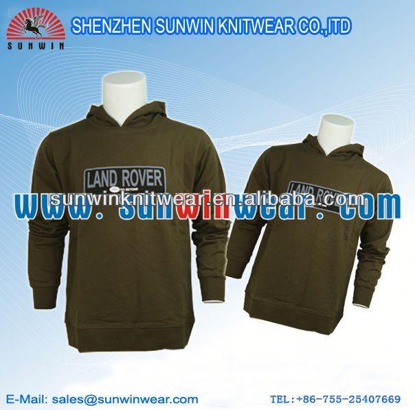 Custom cotton wholesale black hoodie white zipper