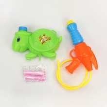 factory in china promotional PP powerful backpack water gun