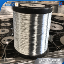 23gauge Galvanized Iron Wire for armoured cable &mask nosewire &calendar or book banding &artware &toy&clothing& mesh making