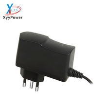 UL CE SAA CB FCC RoHS approved AC DC adapter 12V 0.8A AC power adapter 12V 800mA 700mA for cctv camera security system