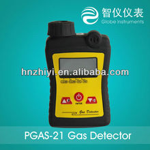 PGAS-21 gas leak detector for CO2/NH3/SO2/CO/O2