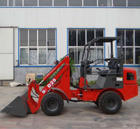 2013 advanced mini wheel loader D25 mini loader
