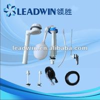 plastic toilet flush cistern fittings