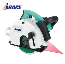 1700W power tools electric wall chaser, slot cutting machine with laser guide