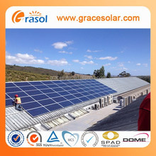 High efficiency rooftop solar kits energy products solar panel bracket
