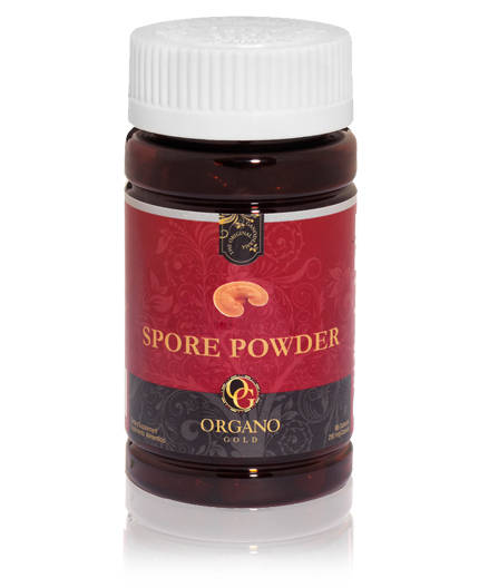 OrGano Gold Ganoderma Spore Powder