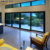 Office used glass door aluminum sliding doors commercial glass doors