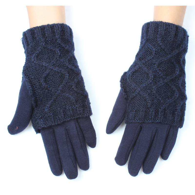 warmly Winter Outdoor Warm Windproof and waterproof Touchscreen Gloves