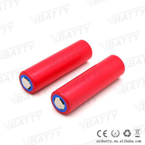 Fit for Power tools,electric bikes,e cigarette-- Sanyo 18650 3500mah 3.7v 10a rechargeable battery NCR18650GA