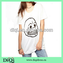 Ladies Fashion T-shirt 2013 korea t-shirt lady fashion