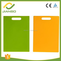 8809 Eco Custom Plastic Kitchen Cheap Price Chopping Mat Cutting Sheet
