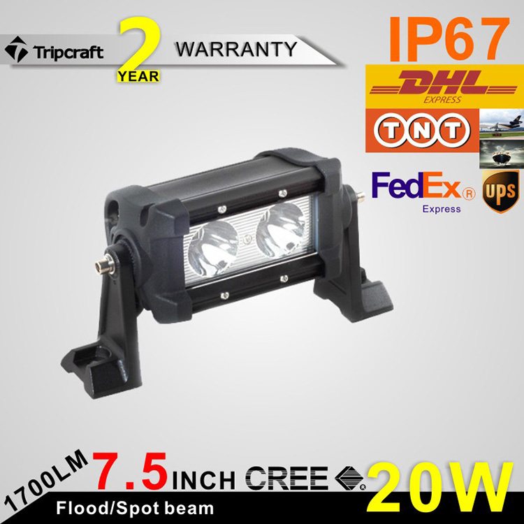 Competitive price 4x4 led light bar 20w cheap single row led bar 20w 40w 60w 80w 120w 160w 200w 240w 260w led light bar
