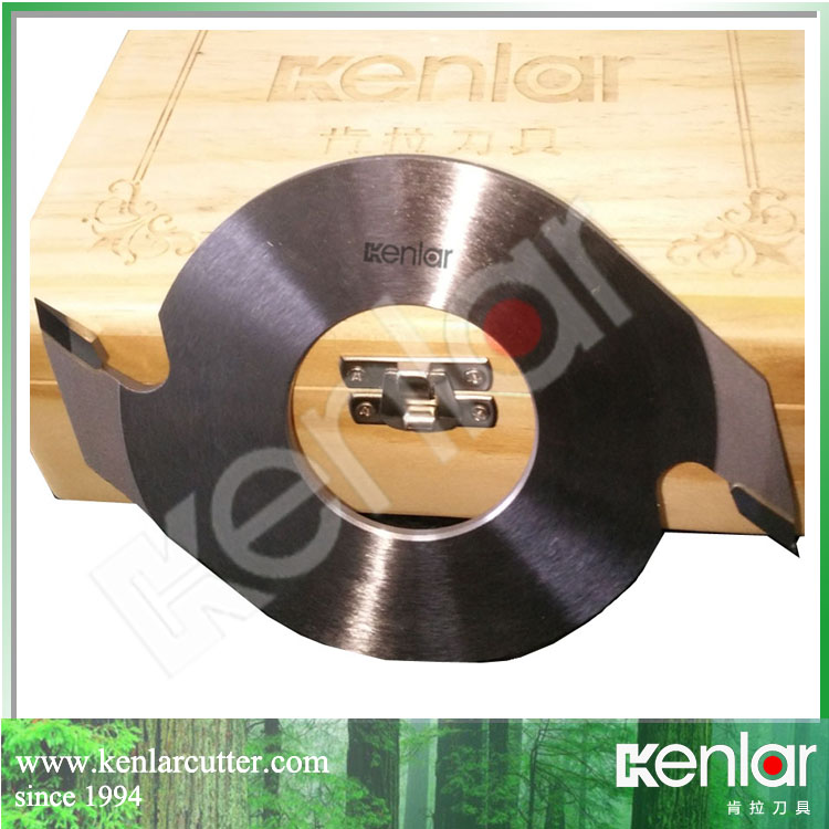 China Kenlar <strong>wood</strong> cutter factory finger joint line cutter